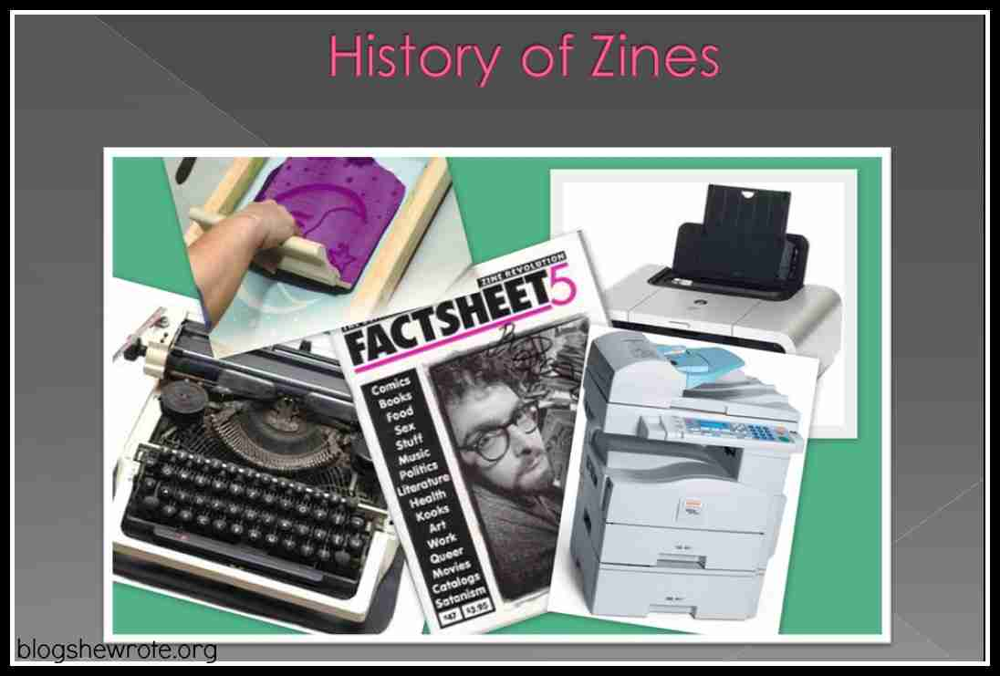 zine history 2