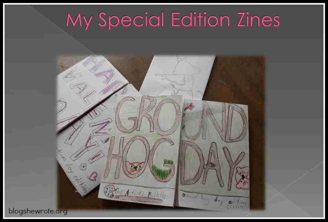 zines special edition 2