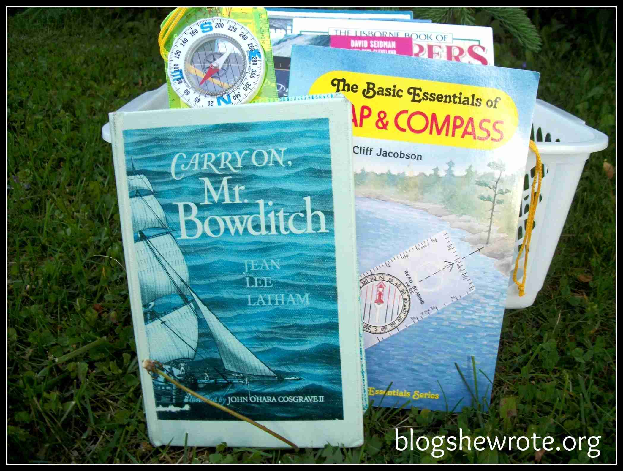 Blog She Wrote: Exploration & Navigation