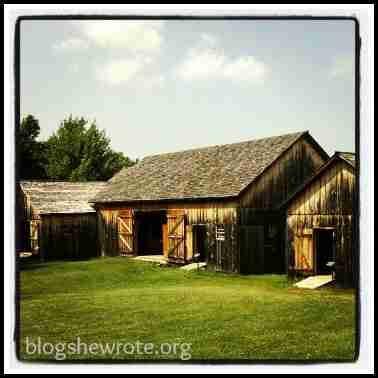 Blog She Wrote: Little House Adventure