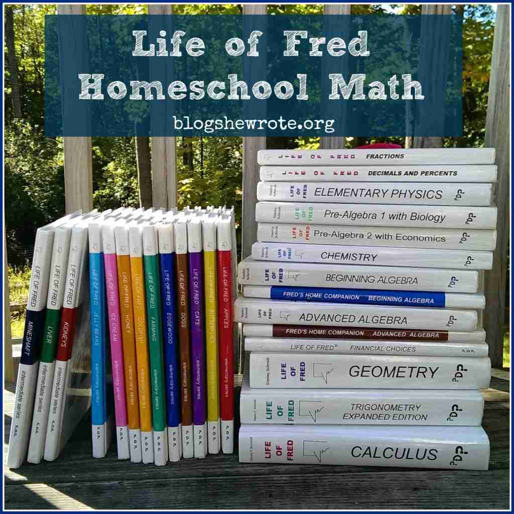 Stem Project Based Learning For Homeschool High School: Life Of Fred Homeschool Math