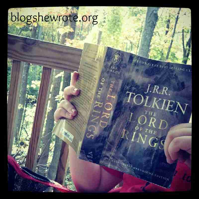 Blog She Wrote: Literary Adventures