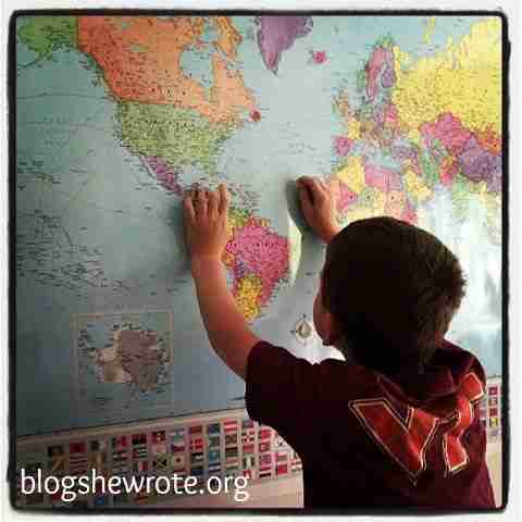 Blog She Wrote: Ten Things That Make My Homeschool Day