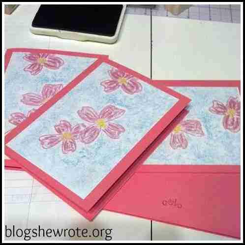 Blog She Wrote: Wildflower Study