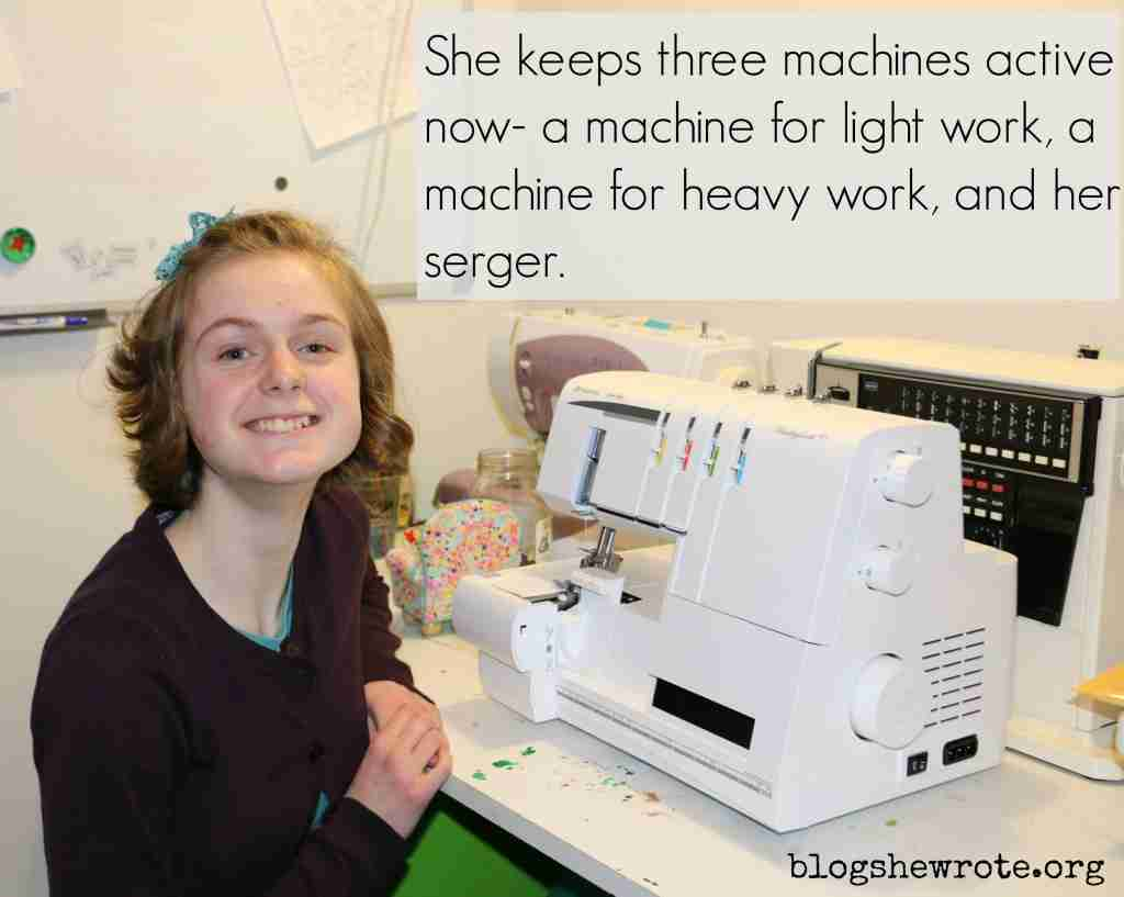 Choosing & Learning a Sewing Machine