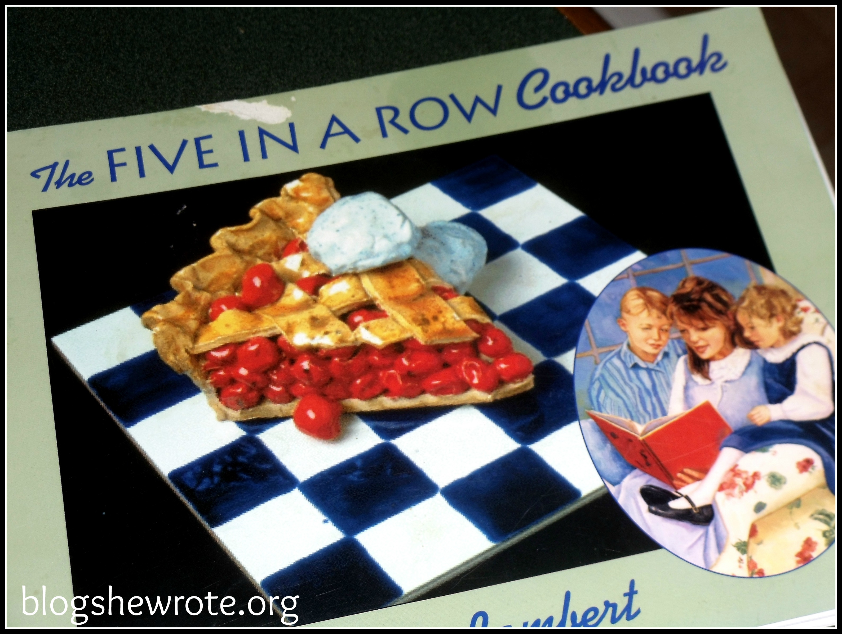 Blog She Wrote: Top Ten Educational Cookbooks