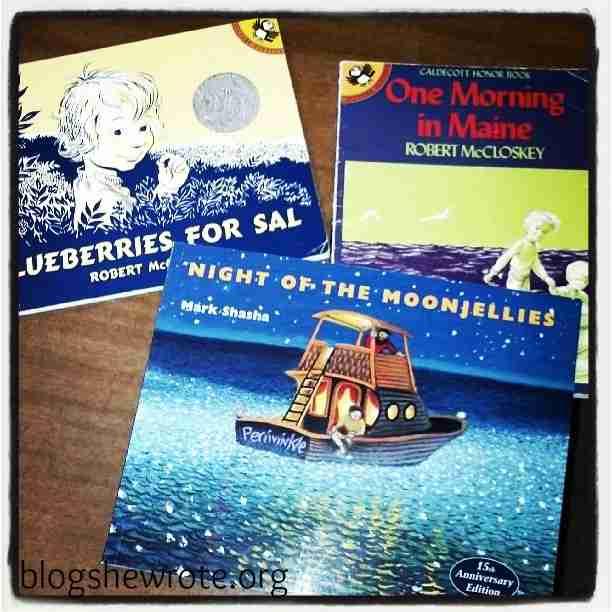 Blog She Wrote: Books & a Big Idea Summer Fun Edition