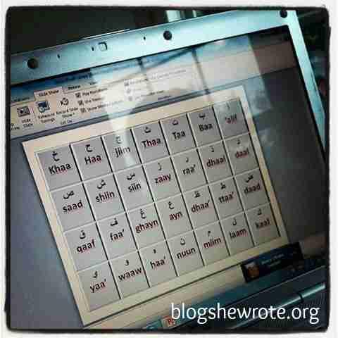 Arabic Lessons with italki