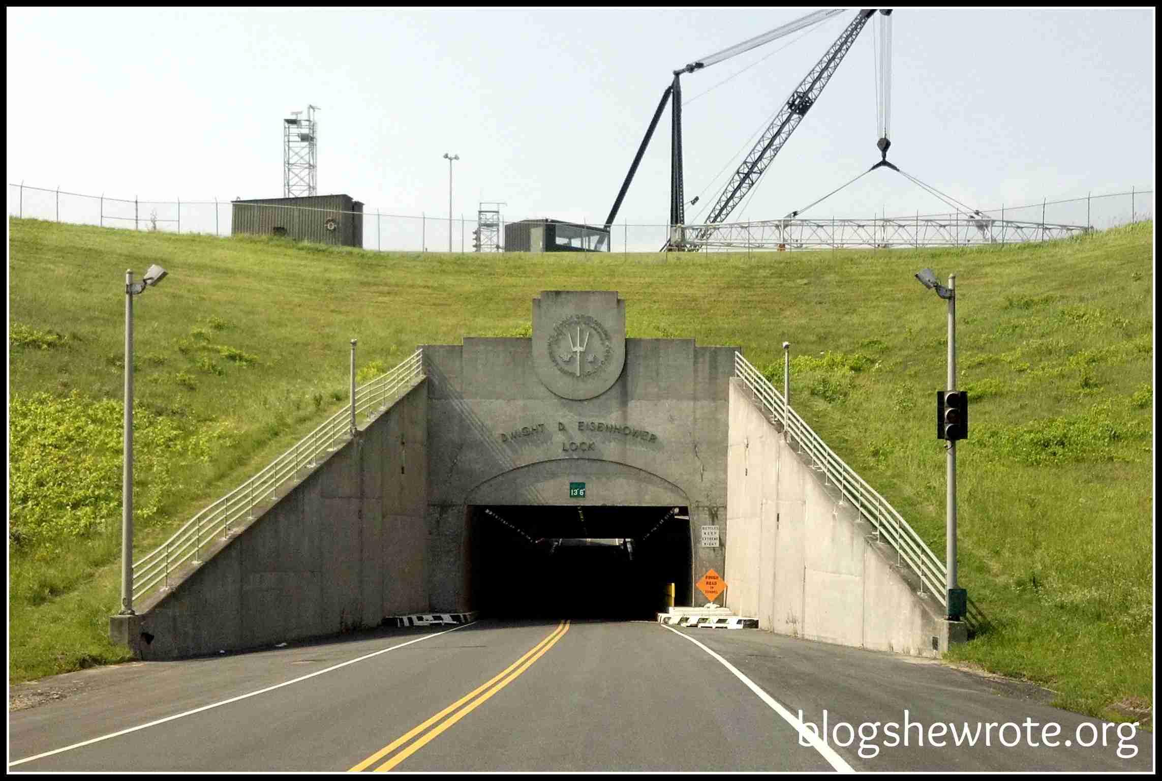 Eisenhower Lock