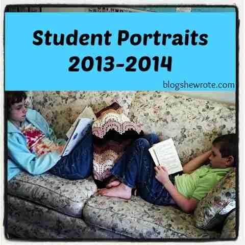 Blog She Wrote: Student Portaits