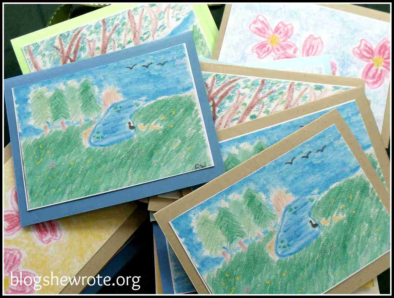 Blog, She Wrote: Resources for a Nature Study Family