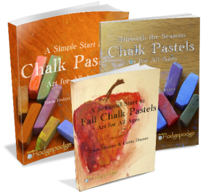 all chalk pastels