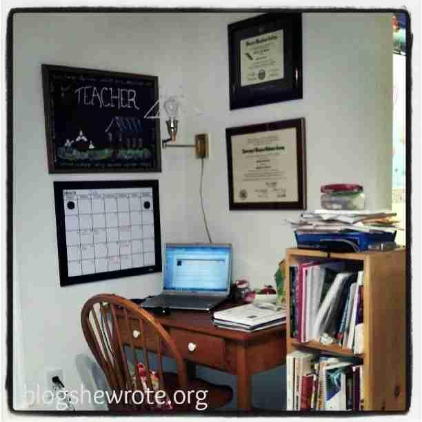 Blog, She Wrote
