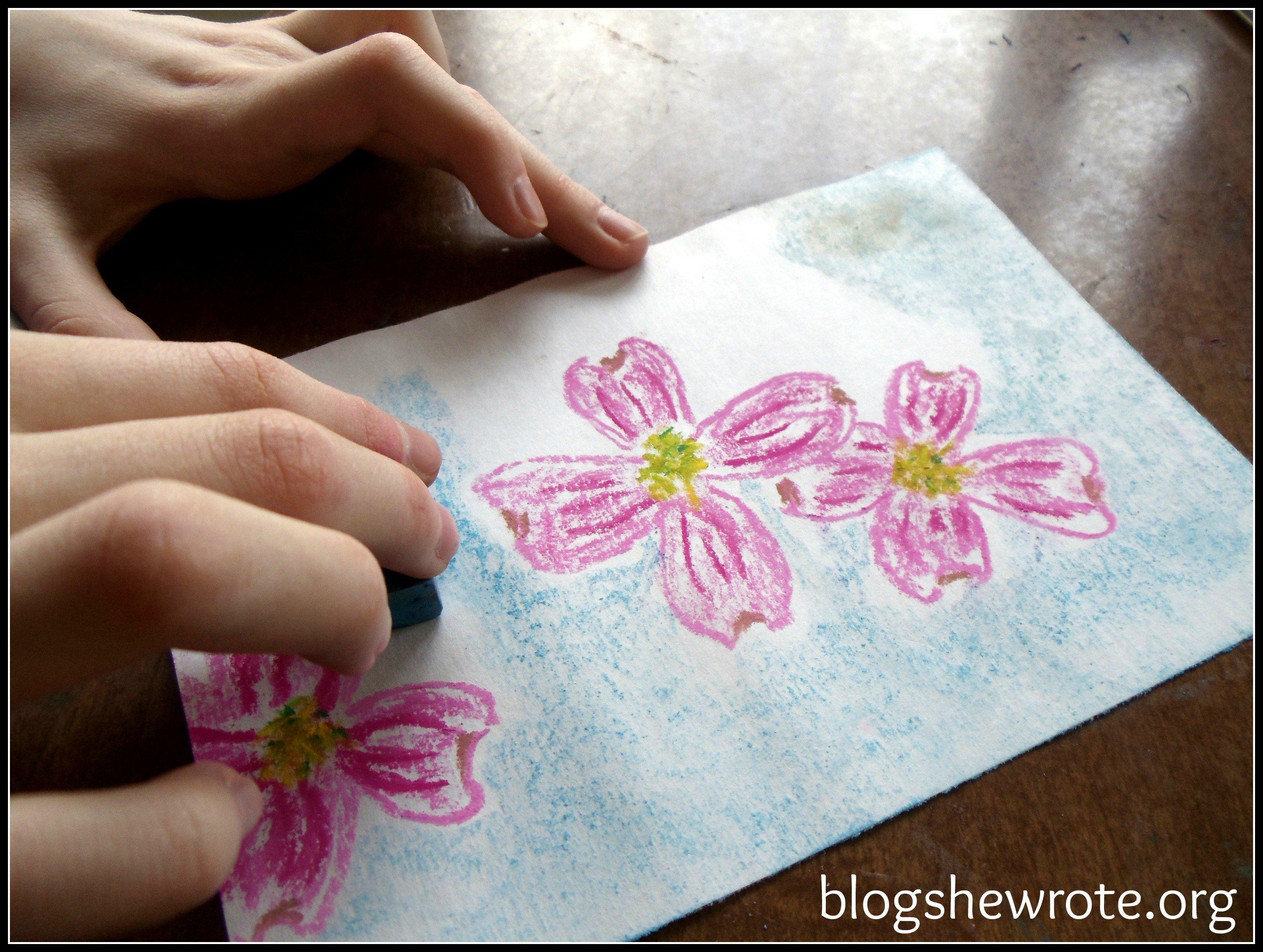 Blog, She Wrote: Homeschooling Middle & High School Fine Arts