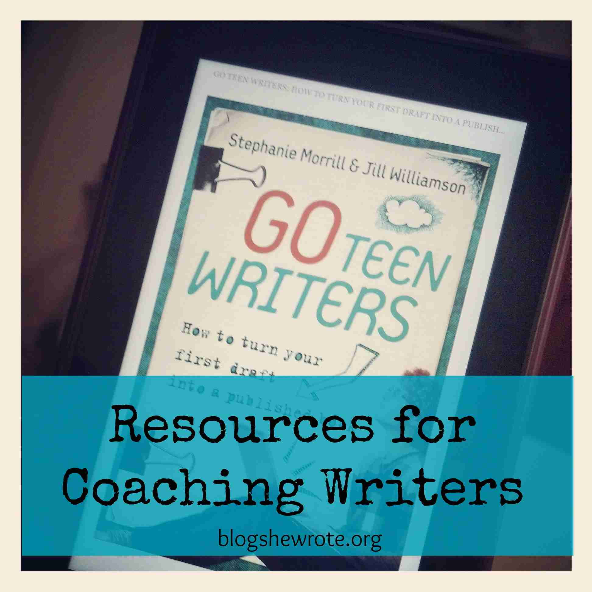 Blog, She Wrote: Resources for Coaching Writers