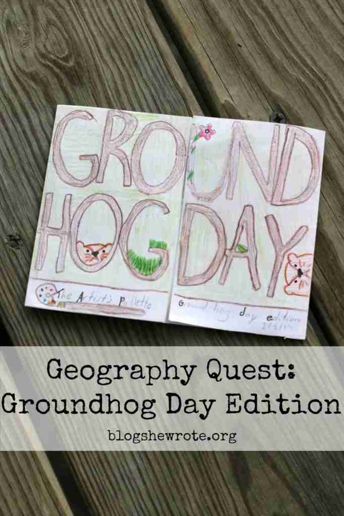 Geography Quest: Groundhog Day Edition