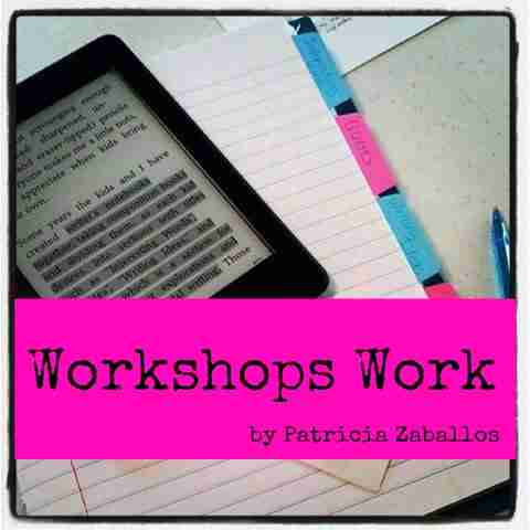 Blog, She Wrote: Workshops Work! A Parent's Guide to Facilitating Writer's Workshops for Kids