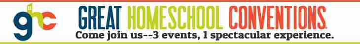 Blog, She Wrote: Great Homeschool Conventions