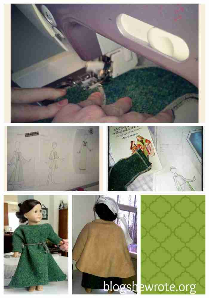 Blog, She Wrote: Project- Middle Ages History & Fashion