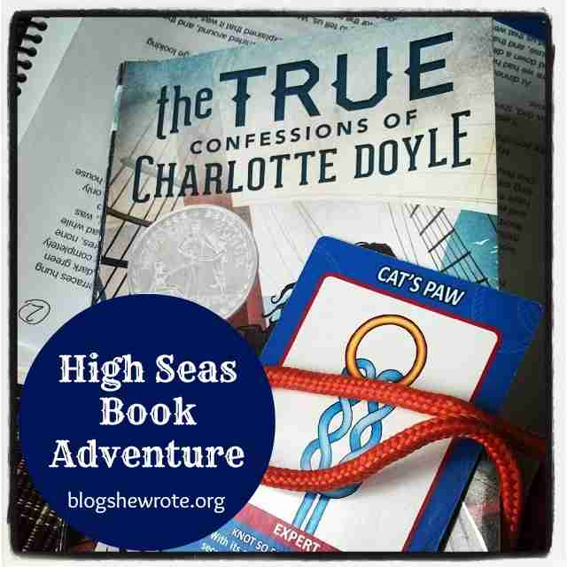 Blog, She Wrote: High Seas Adventure with The True Confessions of Charlotte Doyle