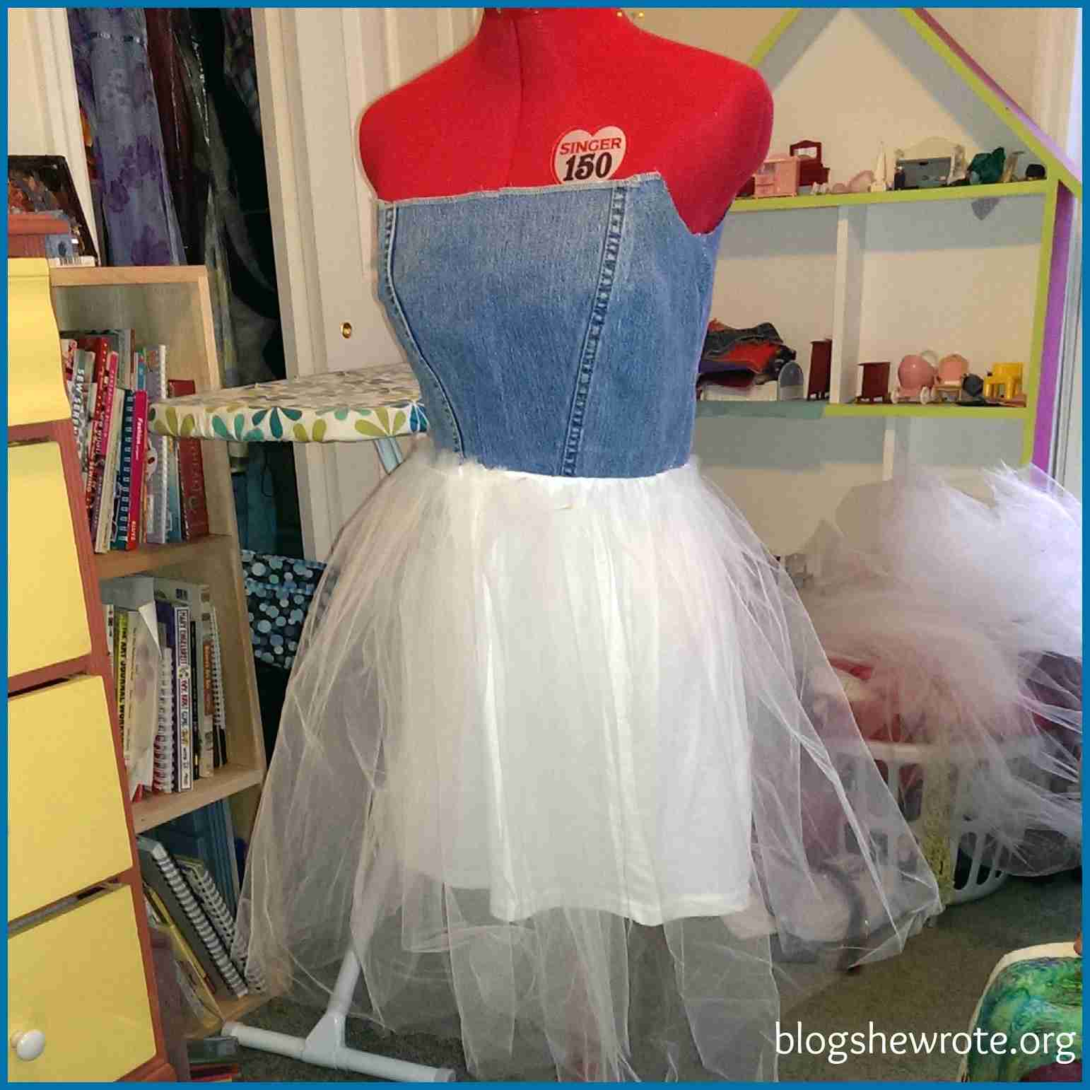 Blog, She Wrote: Eco-Fashion Design Project