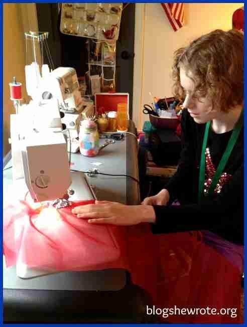 Blog, She Wrote: Eco-Fashion Design Project