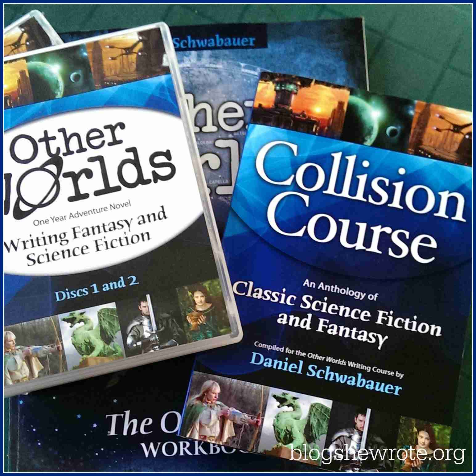 Blog, She Wrote: Creating Other Worlds- Writing Fantasy & Science Fiction