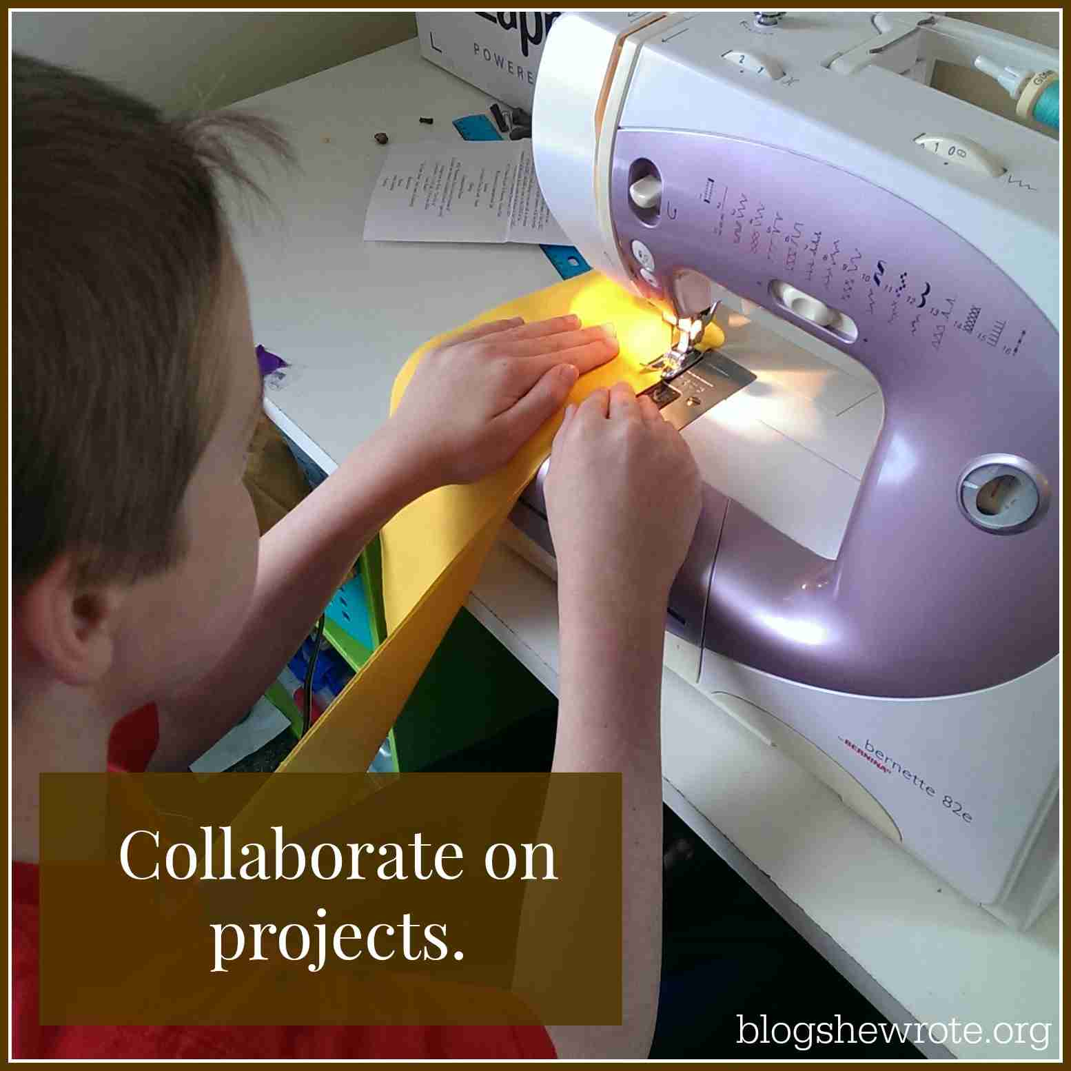 Blog, She Wrote: Engaging Multiple Ages in Your Homeschool