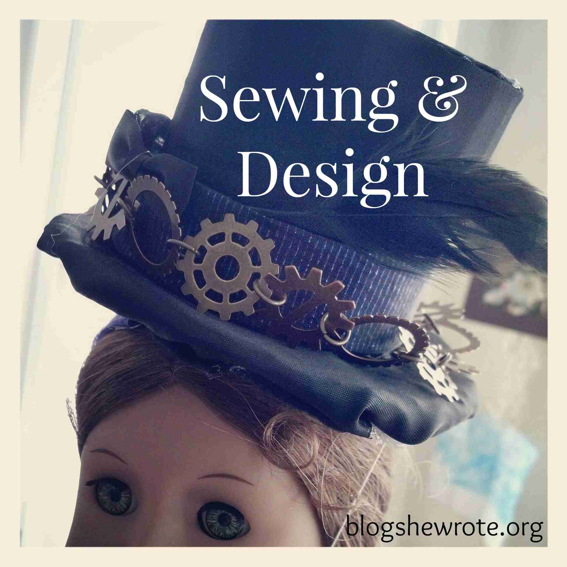 Blog, She Wrote: Sewing & Design Projects