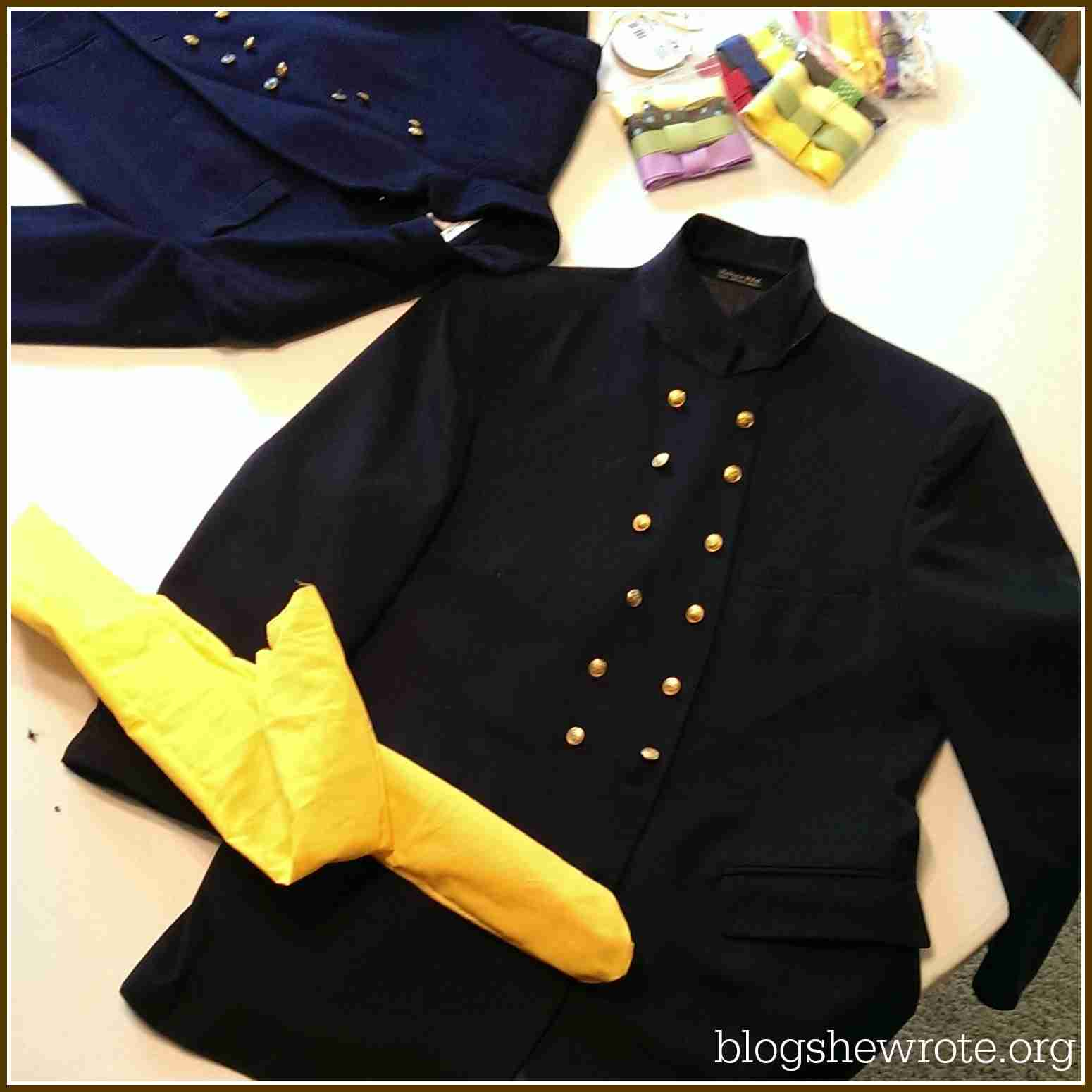 Blog, She Wrote: Civil War Uniforms
