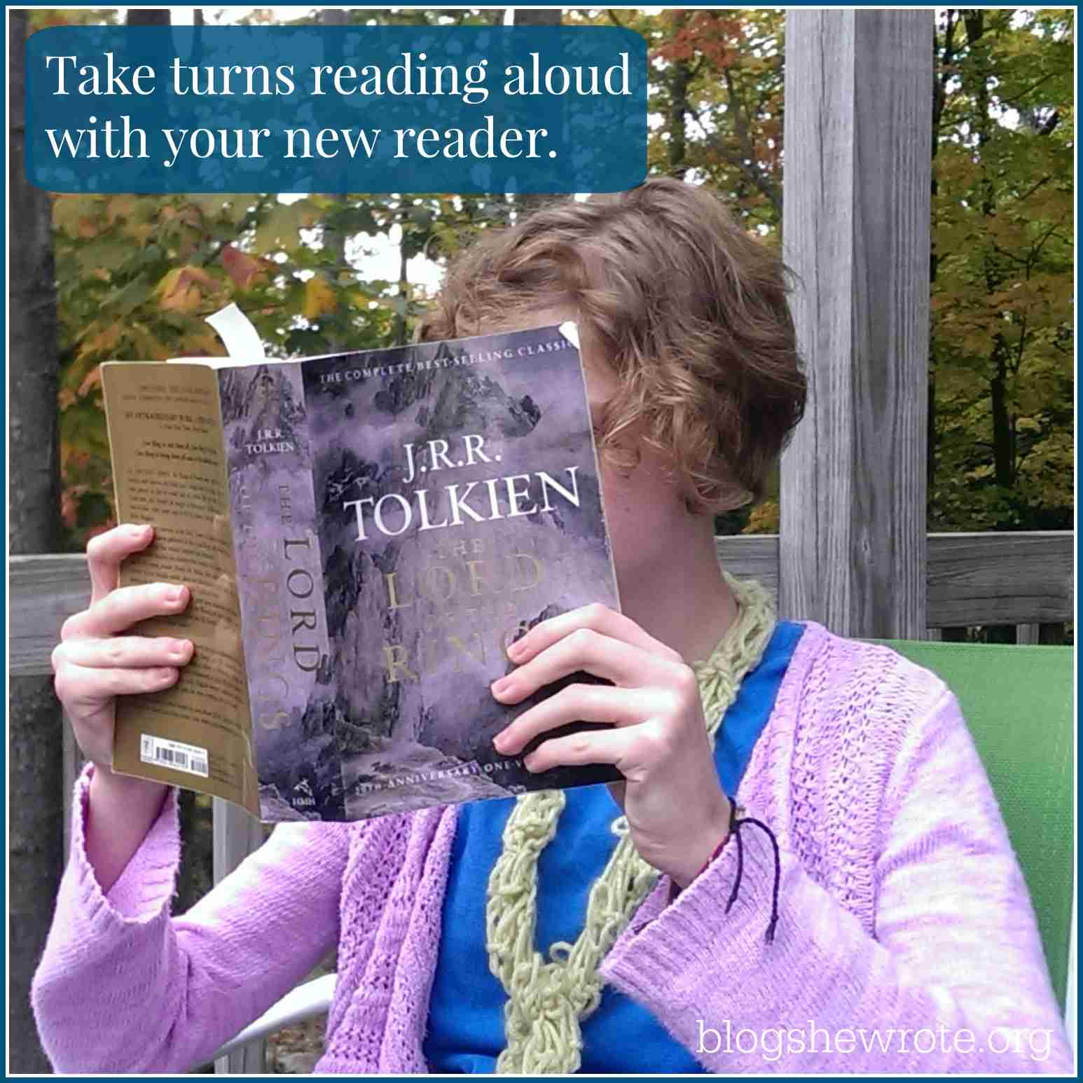 Blog, She Wrote: How to Turn an Emergent Reader into a Super Reader
