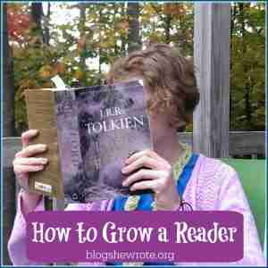 Blog, She Wrote How to Grow a Reader