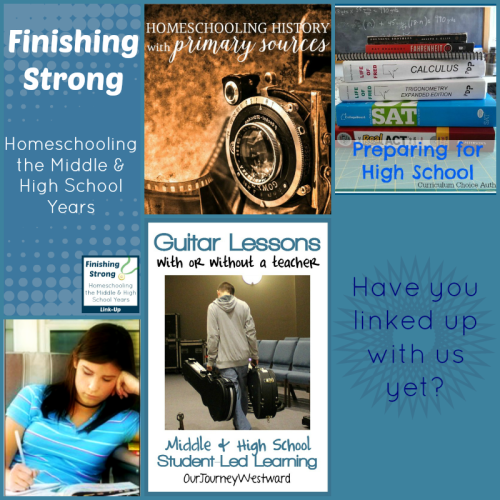 Stem Project Based Learning For Homeschool High School: Finishing Strong- Homeschooling The Middle & High School
