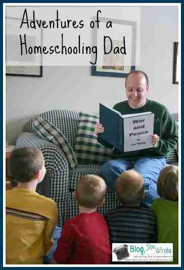 Adventures of a Homeschooling Dad
