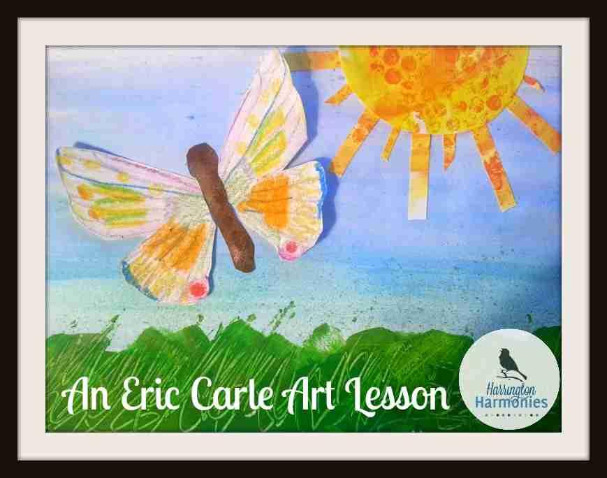 An-Eric-Carle-Art-Lesson