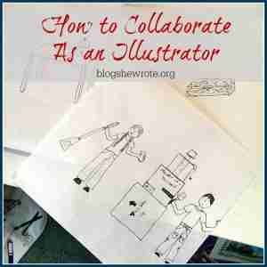 How to Collaborate As an Illustrator