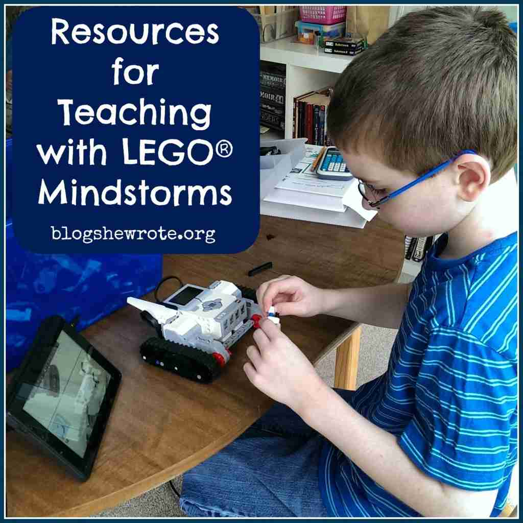 Resources for Teaching with LEGO® Mindstorms
