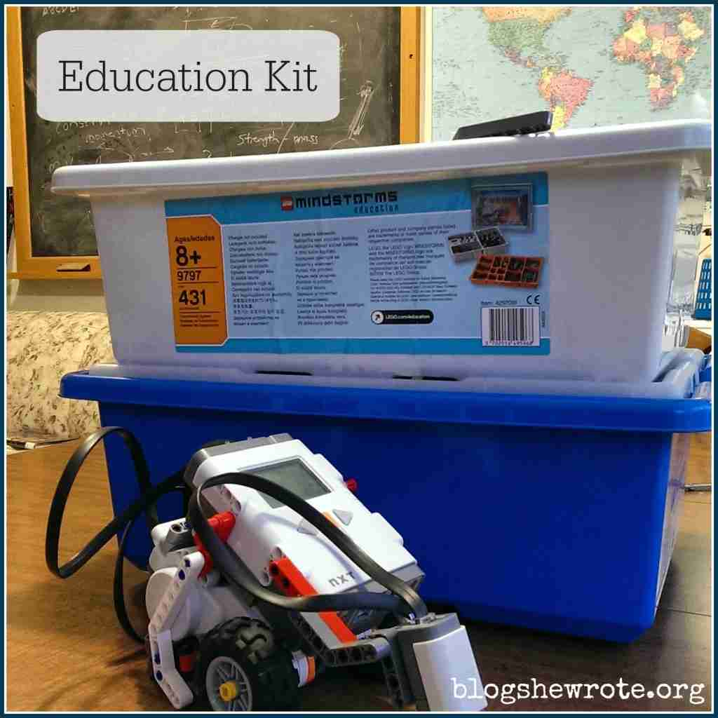 LEGO® Mindstorms Home Kit vs. Education Kit