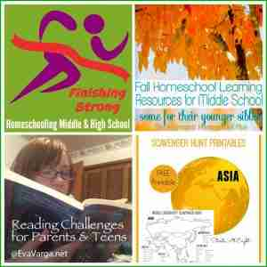 Finishing Strong- Homeschooling the Middle & High School Years 62