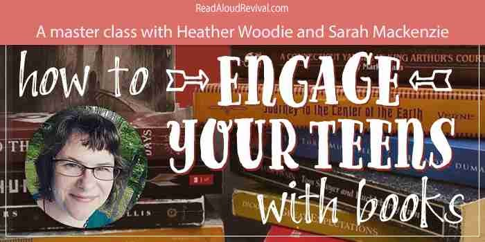 Master Class How to Engage Your Teens with Books