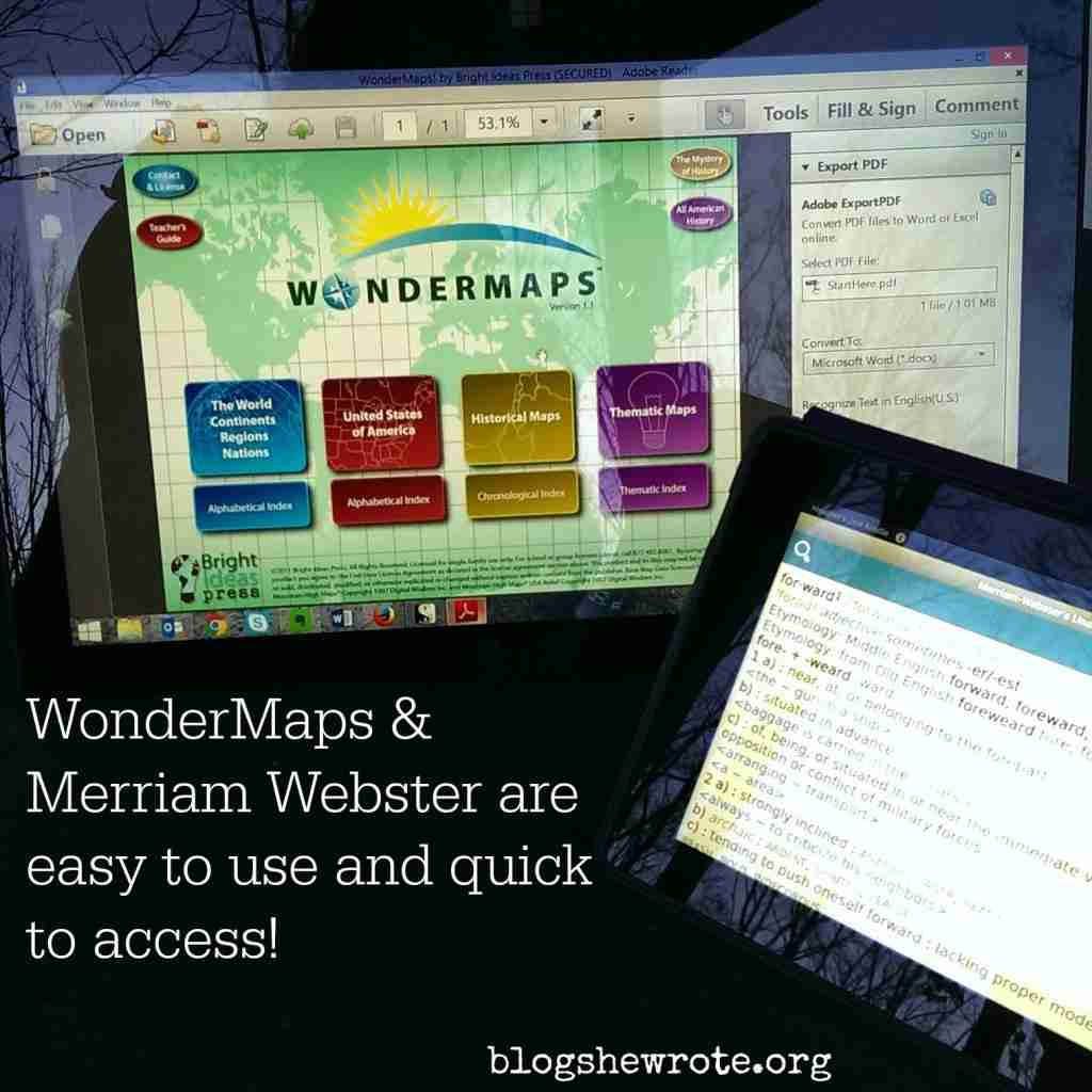 Top Ten Apps & Gadgets for a Multi-Interest Homeschool