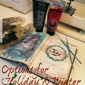 Options for Holiday & Winter Art