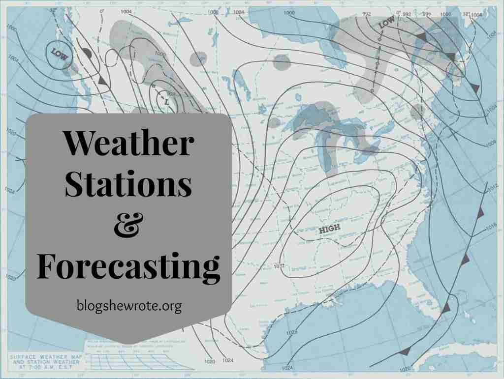 Weather Watching & Forecasting