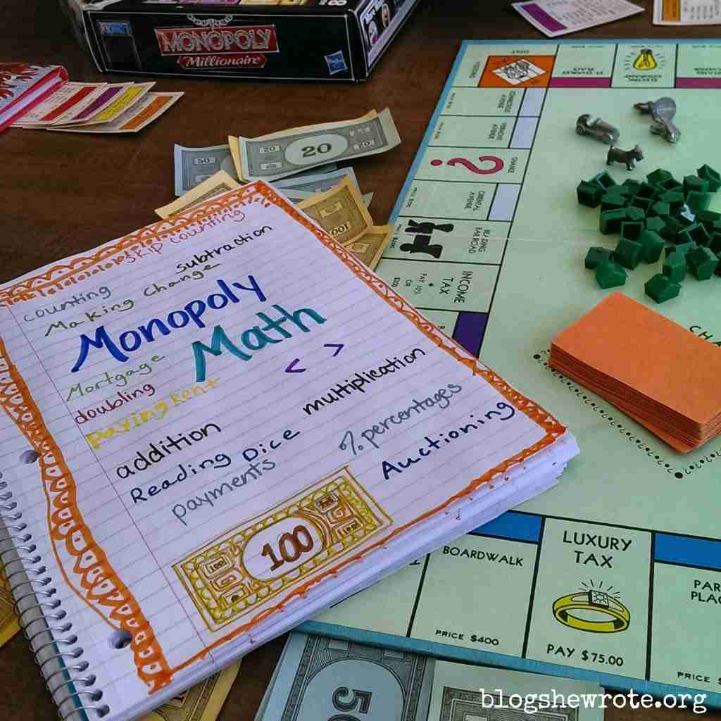 Math Jouranling in Homeschool Math