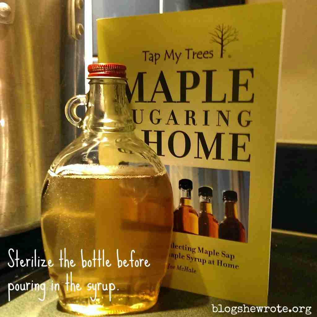 How to Make Maple Syrup