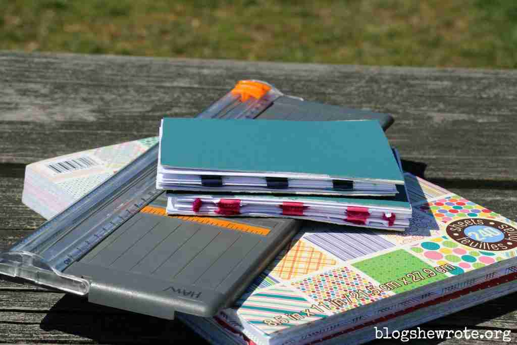 3 Reasons to Make a Hand Bound Book