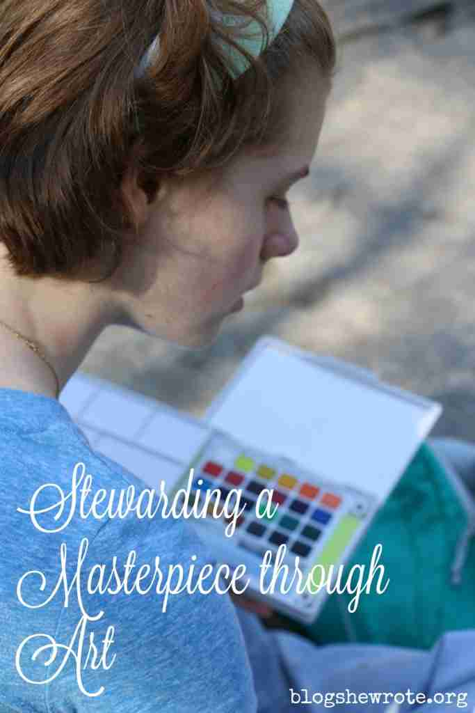 Stewarding a Masterpiece through Art