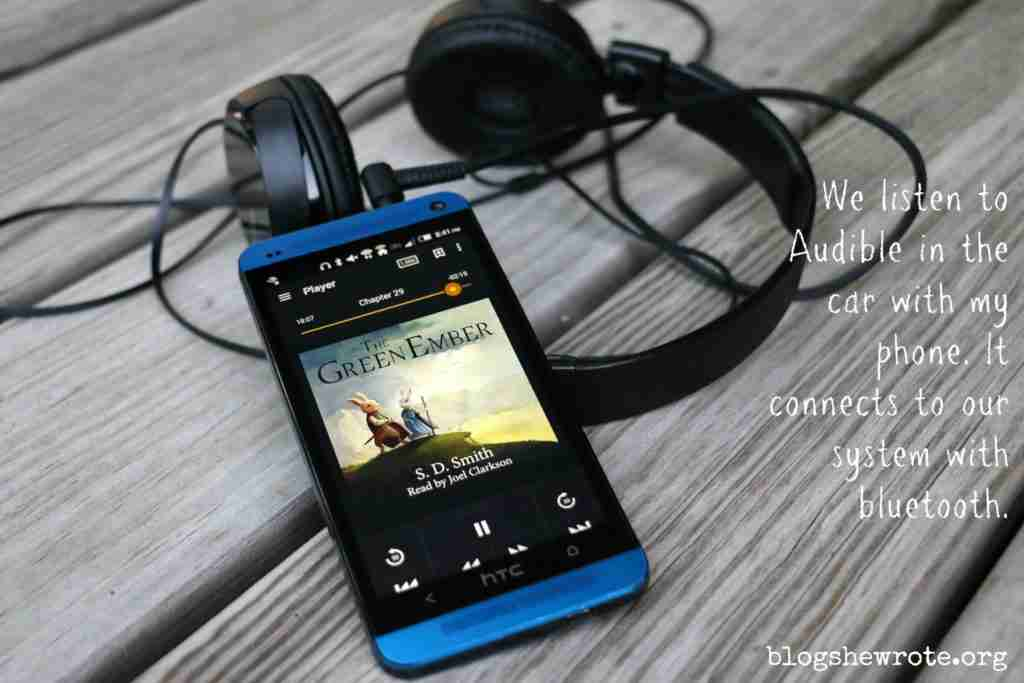 Why We Fell in Love with Audio Books from Audible