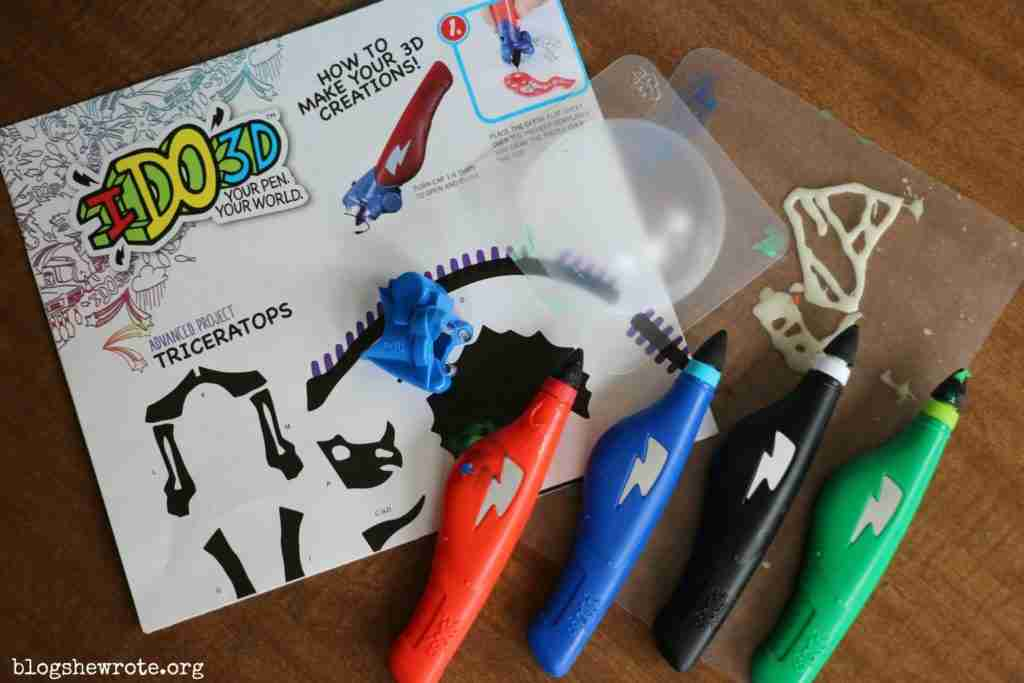 3d Pen Craft For Summer Fun Blog She Wrote