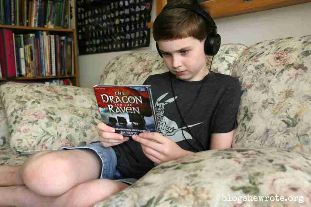 Enhancing Homeschool History with Audio Dramas